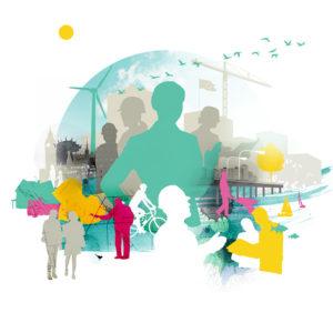 Illustration för programmet E2B2